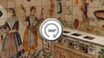 Virtual visit to the kitchen in the National Museum of Decorative Arts