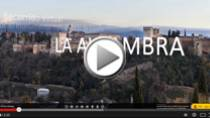 Video on the virtual visit to the Alhambra in Granada
