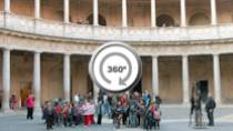 Virtual tour of the Alhambra in Granada © Fundación ITMA/SEGITTUR