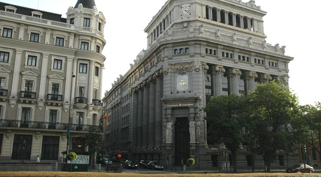 Headquarters of the Cervantes Institute in Madrid © Instituto Cervantes